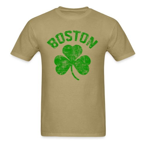 Boston Clover - Men's T-Shirt