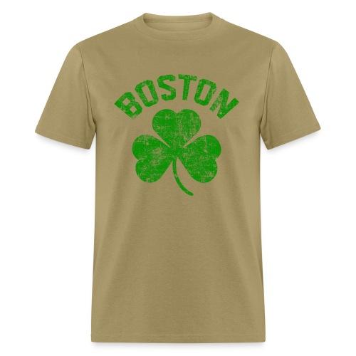 Boston Clover - Men's T-Shirt