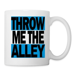 Throw Me The Alley™ - Coffee/Tea Mug