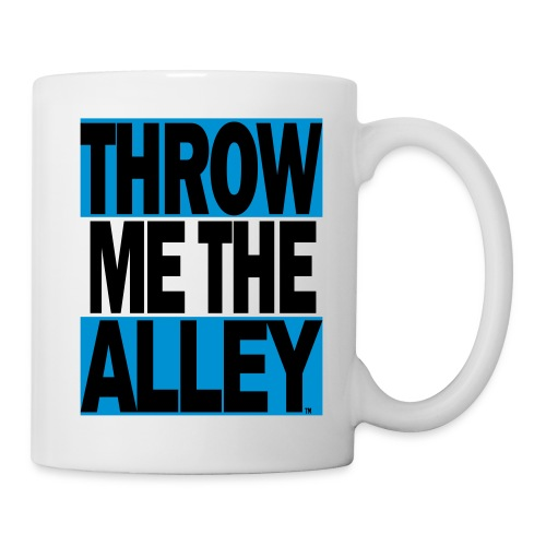 Throw Me The Alley™ - Coffee/Tea Mug