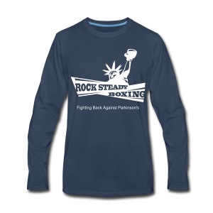 RSB Logo Long Sleeve - Men's Premium Long Sleeve T-Shirt