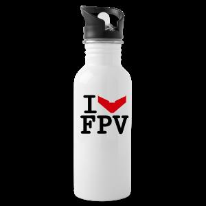 I love FPV Bottle - Water Bottle