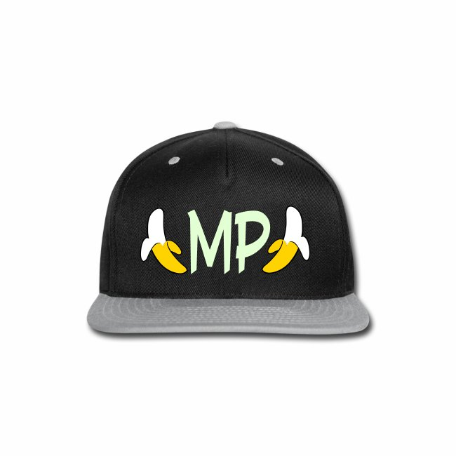 Monkey Pickles MP Double Banana Glow-in-the-dark Hat