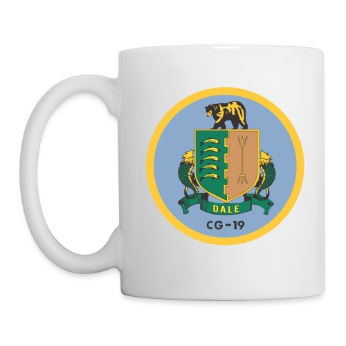USS DALE CG-19 COFFEE MUG - Coffee/Tea Mug
