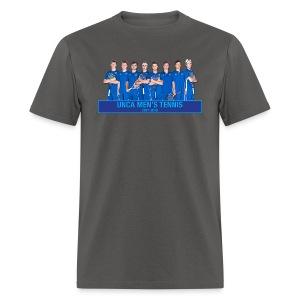 Men's T - UNCA Men's Tennis - Men's T-Shirt