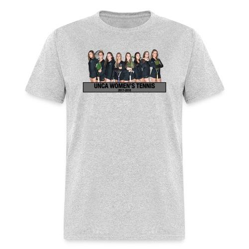 Men's T - UNCA Women's Tennis - Men's T-Shirt