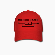 Resistance is futile! Caps