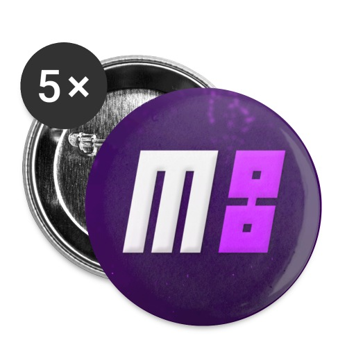 M8 Buttons - Small Buttons