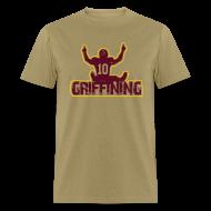 T-Shirts ~ Men's T-Shirt ~ Griffining Shirt Vintage