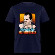 T-Shirts ~ Men's T-Shirt ~ Die Hard: Yippee Ki Yay (Color)