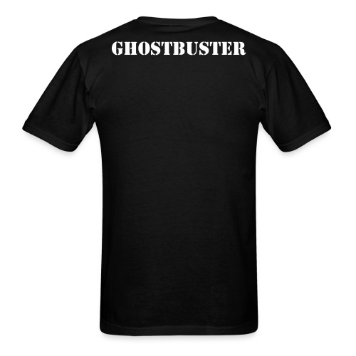 PARANORMAL INVESTIGATOR UNIFORM SHIRT  - Men's T-Shirt