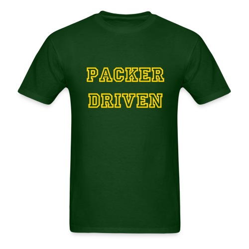Packer Driven! - Men's T-Shirt