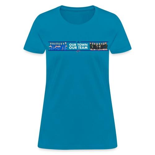 Women's T - UNCA Men's Tennis - Women's T-Shirt