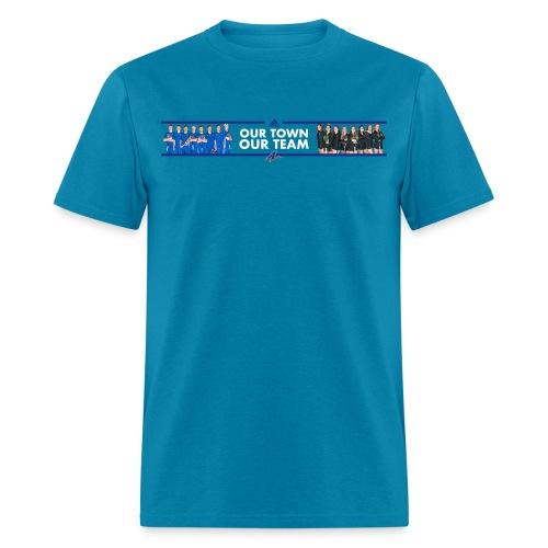 Men's T - UNCA Tennis - Men's T-Shirt