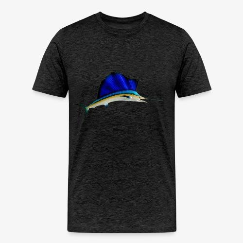Sailfish-01 - Men's Premium T-Shirt