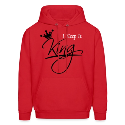 I Keep It King Hoody by the Iyse Gibson Brand - Men's Hoodie