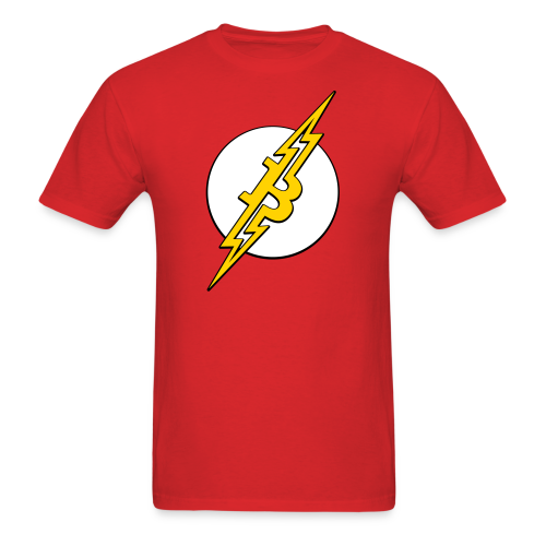 Lightning Fast - Men's T-Shirt