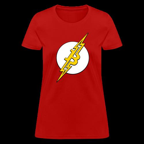 Lightning Fast - Women's T-Shirt