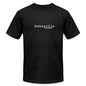 katezilla - Men's T-Shirt by American Apparel