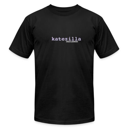 katezilla - Men's Fine Jersey T-Shirt