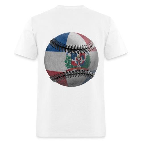 Dominican Baseball. Mens - Men's T-Shirt