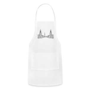 Frankfurter Tor Berlin - Adjustable Apron