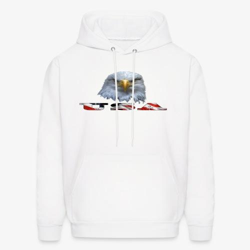USA EAGLE - Men's Hoodie
