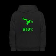 Sweatshirts ~ Kids' Hoodie ~ RIDE Kids Hoodie