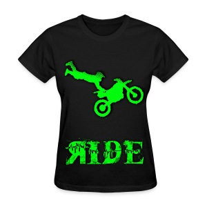 RIDE T-Shirt - Women's T-Shirt
