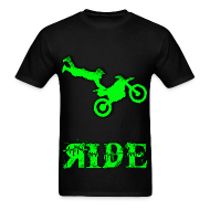 T-Shirts ~ Men's T-Shirt ~ RIDE T-Shirt