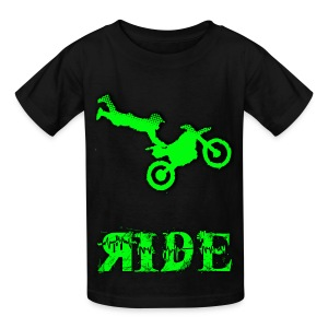 RIDE T-Shirt - Kids' T-Shirt