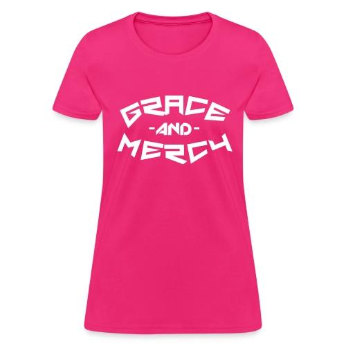 Grace & Mercy - Women's T-Shirt