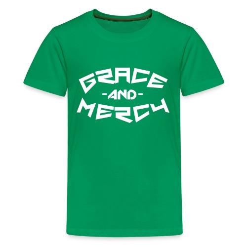 Grace & Mercy - Kids' Premium T-Shirt