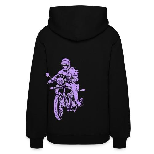 Purple Rider - Hoodie - Women's Hoodie