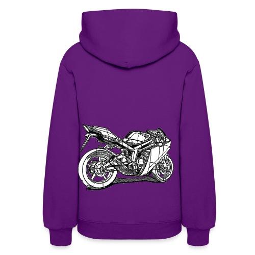 Sportbike - Hoodie - Women's Hoodie
