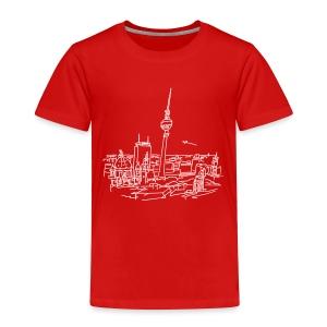 Panorama of Berlin  - Toddler Premium T-Shirt