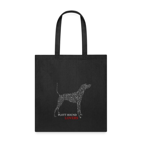 Plott Hound Lovers - Tote Bag