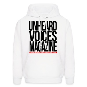 Unheard Voices Magazine Men's Hoodie (Various Colors) - Men's Hoodie