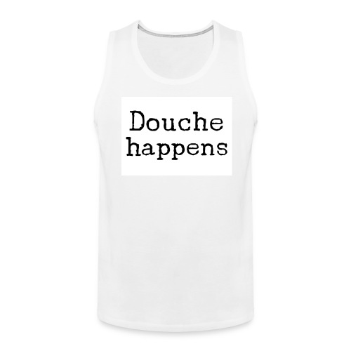 D Happens Tank Top - Men's Premium Tank