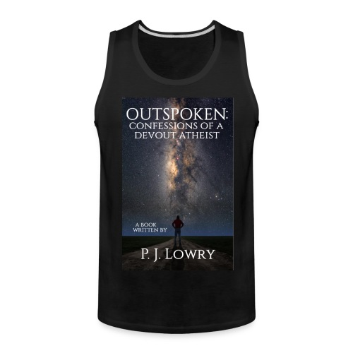 Outspoken Tank Top - Men's Premium Tank