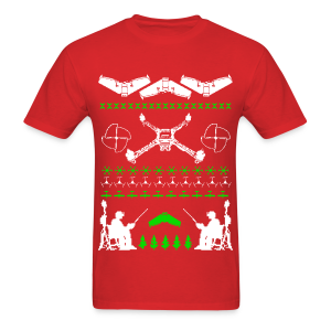 Hideous Holiday Tee - Men's T-Shirt