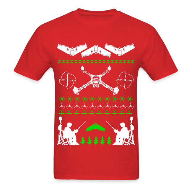 Hideous Holiday Tee
