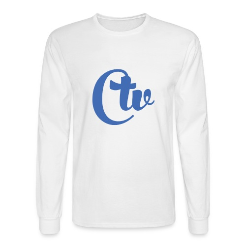 CTVLOGZ LONGSLEEVE T-SHIRT - Men's Long Sleeve T-Shirt