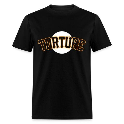 SF Torture Shirt - Men's T-Shirt