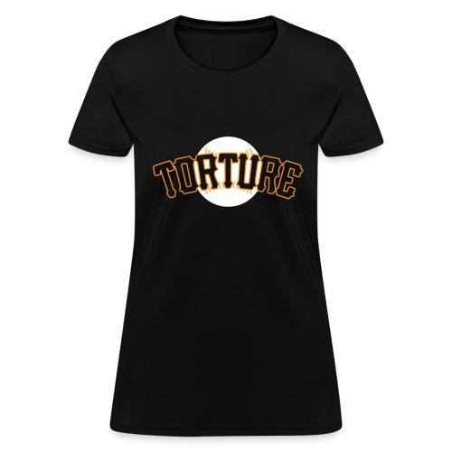 Womens SF Torture Shirt - Women's T-Shirt