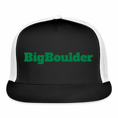 BigBoulder Hat - Trucker Cap
