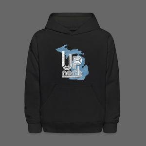 Retro Up North - Kids' Hoodie
