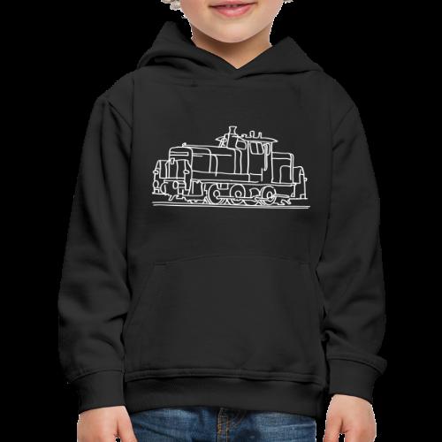 Diesel locomotive - Kids' Premium Hoodie