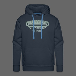 SIlverdome Strong - Men's Premium Hoodie