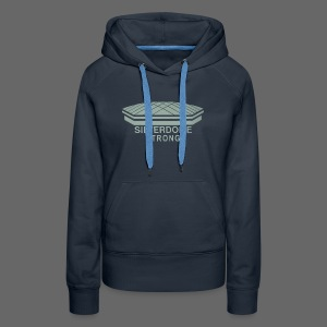 SIlverdome Strong - Women's Premium Hoodie